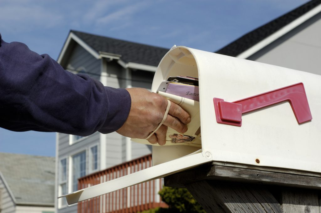 Every Door Direct Mail(EDDM)